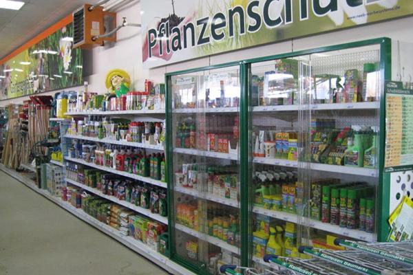 """Raiffeisenwarengenossenschaft """"Hildburghausen"""" eG - Abteilungen - Pflanzenschutz"""